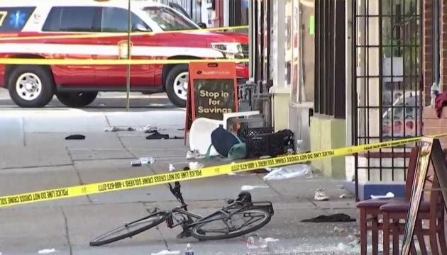 У Вашингтоні відкрили стрілянину на людній вулиці, є загиблий та поранені
