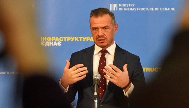 Former head of Ukraine's State Agency of Automobile Roads detained in Poland