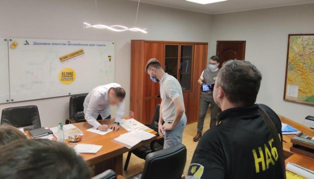 Festnahme von Nowak in Polen: NABU nimmt Durchsuchung in Büros Ukrawtodor vor