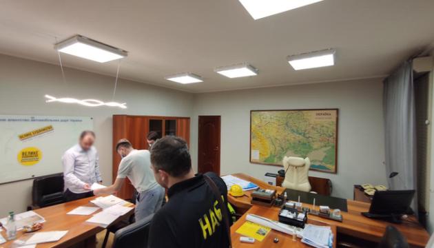 Задержание Новака: НАБУ проводит обыски в офисах Укравтодора
