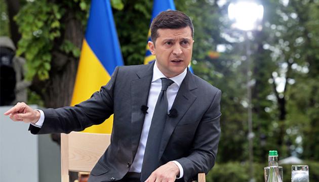Zelensky's press conference set for May 20 – President's Office