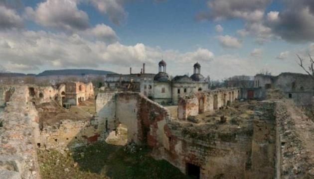 Бережанский замок планируют реставрировать по программе Большое строительство