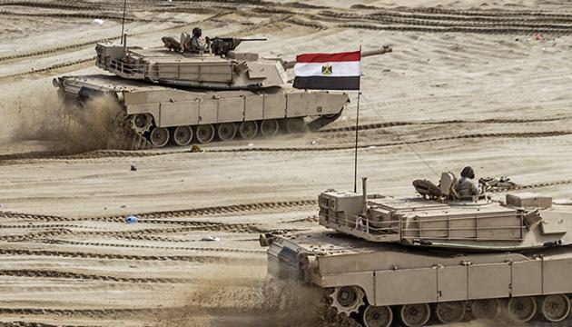 Президент Єгипту отримав