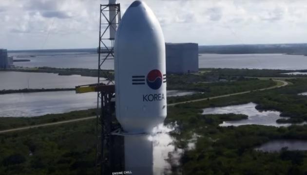 SpaceX вивела у космос військовий супутник для Південної Кореї