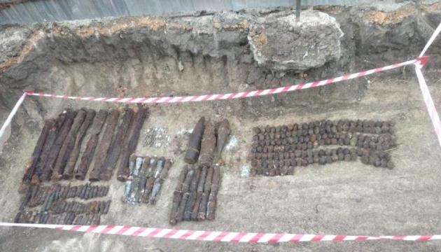 На будівництві в Одесі знайшли 265 боєприпасів часів Другої світової