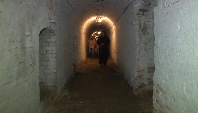 """""""Стара Умань"""" оновила маршрут монастирськими підземеллями"""