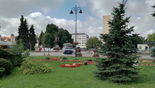 Luzk: Bewaffneter nimmt Fahrgäste eines Busses als Geisel