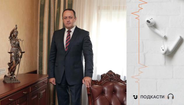 Говоримо з Андрієм Овсієнком, головою Вищої ради правосуддя