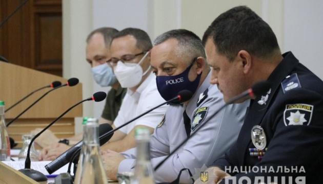 На Дніпропетровщині представили нового очільника поліції області
