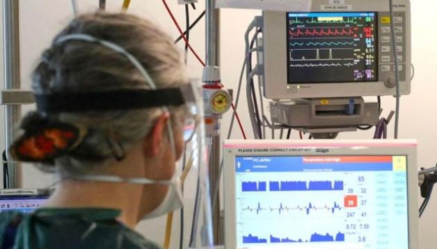 В Україні заповненість COVID-лікарень становить 57% - МОЗ
