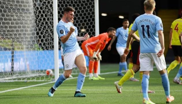 АПЛ: «Ман Сити» разгромил «Уотфорд», Зинченко сыграл 25 минут