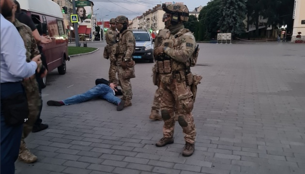 All bus hostages in Lutsk released, terrorist detained