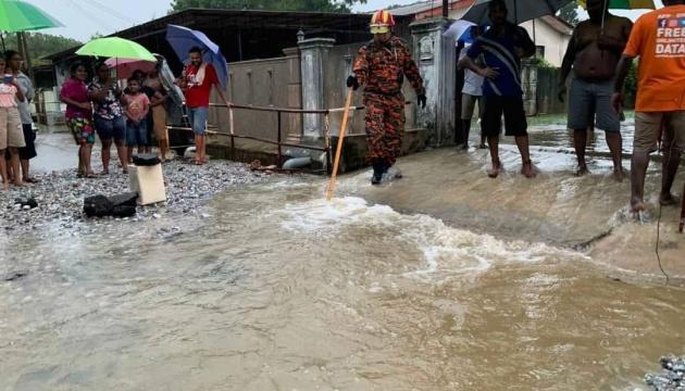 От наводнения в Сомали пострадали десятки тысяч человек