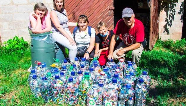 На Харьковщине пенсионер организовал сбор батареек, насобирав почти 400 килограммов