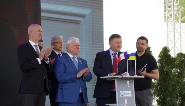 French ambassador believes in success of contract for construction of patrol boats for Ukraine