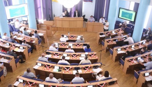 Вінницька обласна рада створила  територіальний дорожній фонд