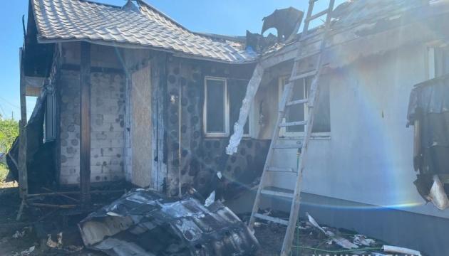EU ambassador to Ukraine disturbed by fire in activist Shabunin's house