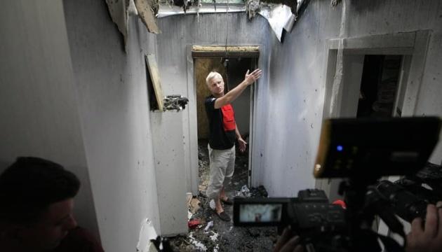 Поліція розкрила низку злочинів, пов'язаних із підпалом будинку Шабуніна