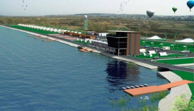 Водна арена «Тернопіль» може стати спортивною візитівкою України – Чернишов