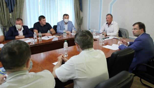 В СНБО обсудили перспективы развития гидроэнергетики в Украине