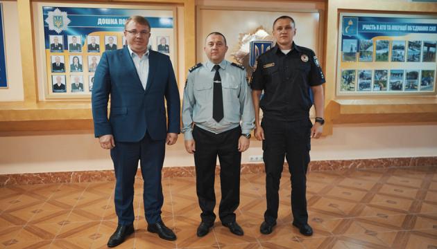 Колишній начальник поліції Миколаївщини очолив поліцію Сумщини