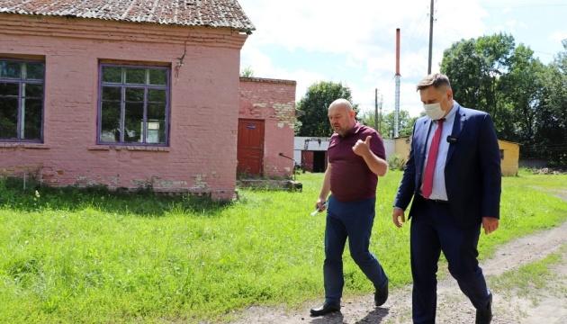 Єдиний в Україні центр соціальної адаптації безхатьків працює на Чернігівщині