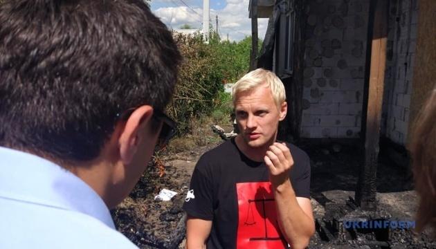 На місці пожежі будинку Шабуніна не виявили слідів вибухівки – поліція
