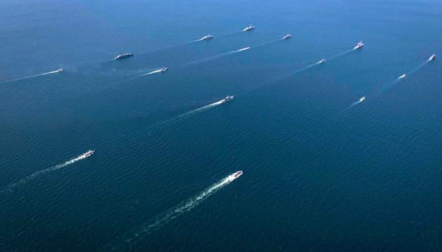 Авиация отработала на Sea Breeze стрельбы по морской цели