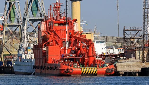 На Sea Breeze-2020 украинское спасательное судно было