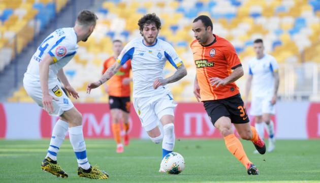 Футбольний сезон став найрезультативнішим в історії чемпіонатів України