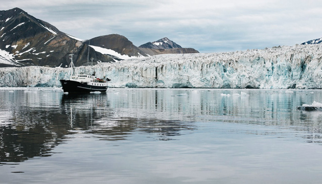 На арктичному Шпіцбергені зафіксували найвищу в історії температуру