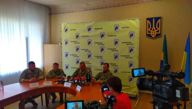 У разі збройної агресії на Донбасі ЗСУ дадуть миттєву відповідь - командувач ОС