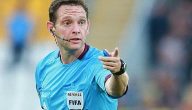 Арановський розсудить фінал плей-офф УПЛ за путівку у Лігу Європи УЄФА