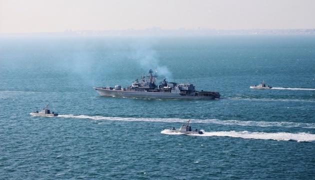 Ponad 20 statków i 2000 żołnierzy - na Morzu Czarnym ukończono ćwiczenia Sea Breeze