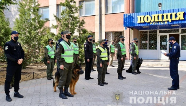 У Херсоні на вулиці вийшли водночас 20 COVID-патрулів