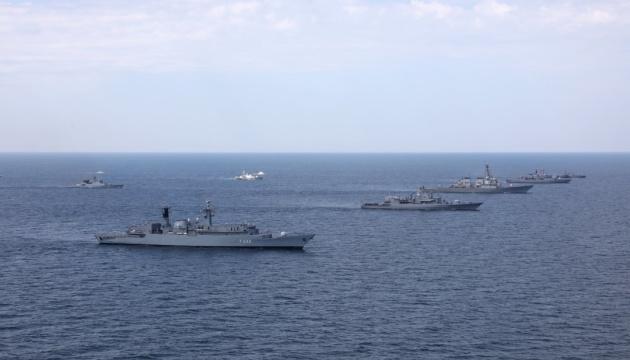 Во время Sea Breeze-2020 моряки получили опыт планирования и управления - ВМС