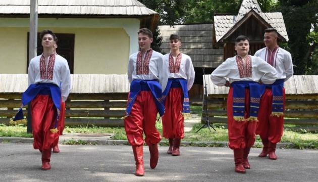 Союз українців Румунії провів у Бухаресті «Дні української культури»