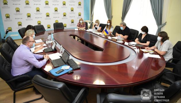 У Краматорську ЮНІСЕФ презентував план роботи на сході України