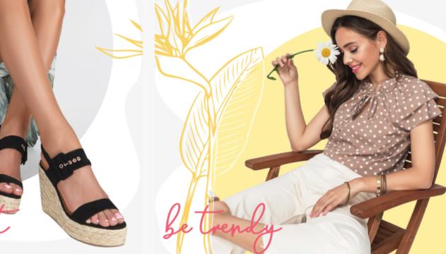 Танкетки и шлепки: модные обувные тренды сезона 2020