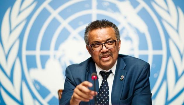 Глава ВООЗ: Коронавірус - найбільша медична загроза в історії Організації