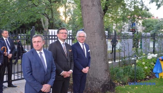 Lithuanian-Polish-Ukrainian brigade won't be expanded