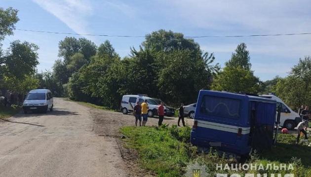На Львівщині автобус потрапив у ДТП: семеро постраждалих, серед них – дитина