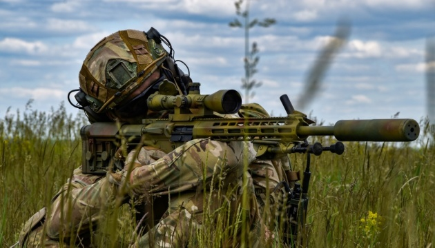 Окупанти обстріляли українські позиції поблизу Водяного і Новотошківського