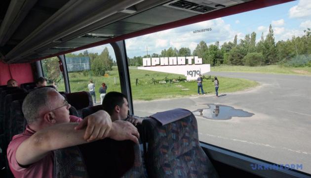 Tschornobyl-Tourismus bricht um 70 Prozent ein