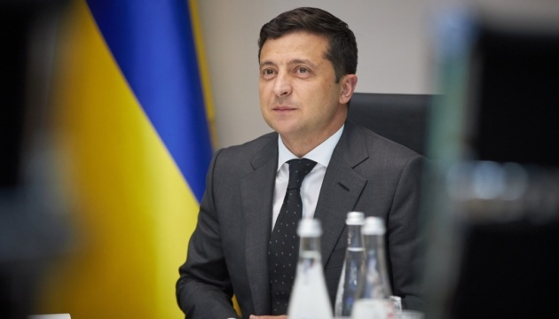 Zelensky proposes allocating money from COVID-19 fund to support businesses