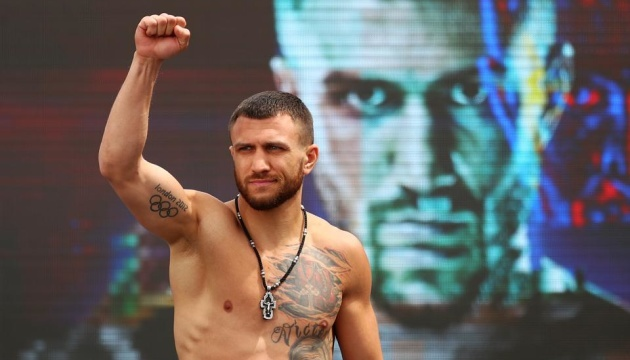 Lomachenko recognized as world's best lightweight boxer according to Boxingtalk
