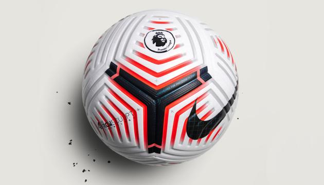 Англійська Прем'єр-ліга презентувала офіційний м'яч на наступний сезон
