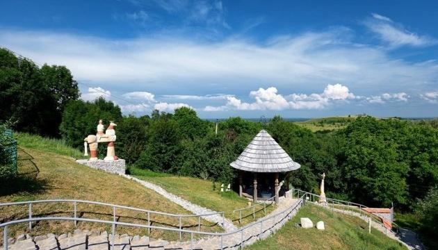 В Опішні для туристів встановлять сторожову вежу з оглядовим майданчиком