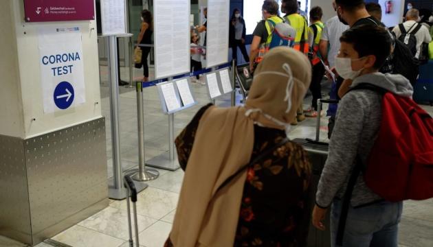 Берлін починає тестувати на коронавірус мандрівників в аеропортах