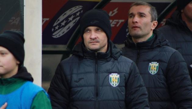 Роман Санжар залишає футбольний клуб